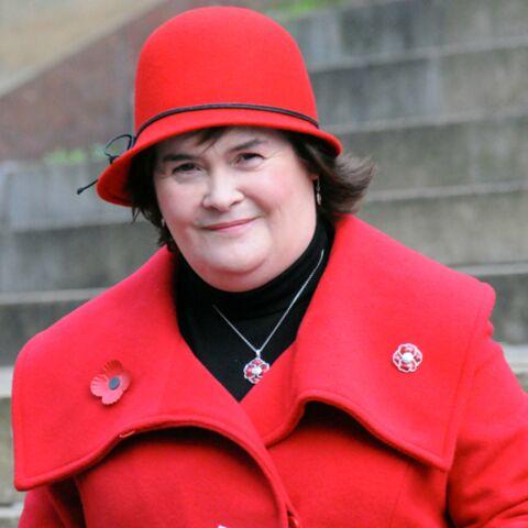 Susan Boyle est malade