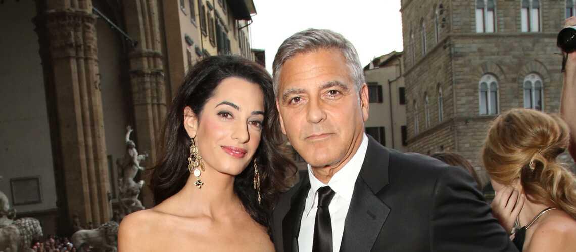 Amal et George Clooney: un bébé en route?