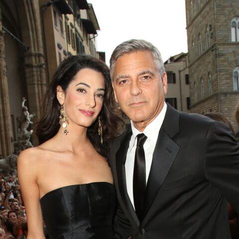 Amal et George Clooney: mission bébé et immobilier