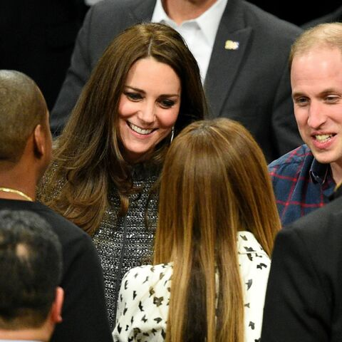 Kate et William rencontrent les rois du monde