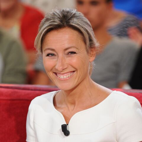 Anne-Sophie Lapix en a perdu son joli sourire