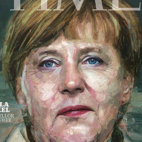 Angela Merkel, sacrée personnalité de l'année 2015