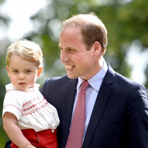 William dévoile le programme de baby George pour Noël