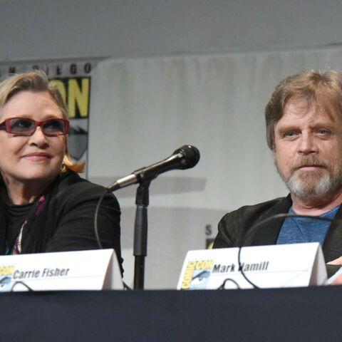 Star Wars: Mark Hamill et Carrie Fisher au régime sec