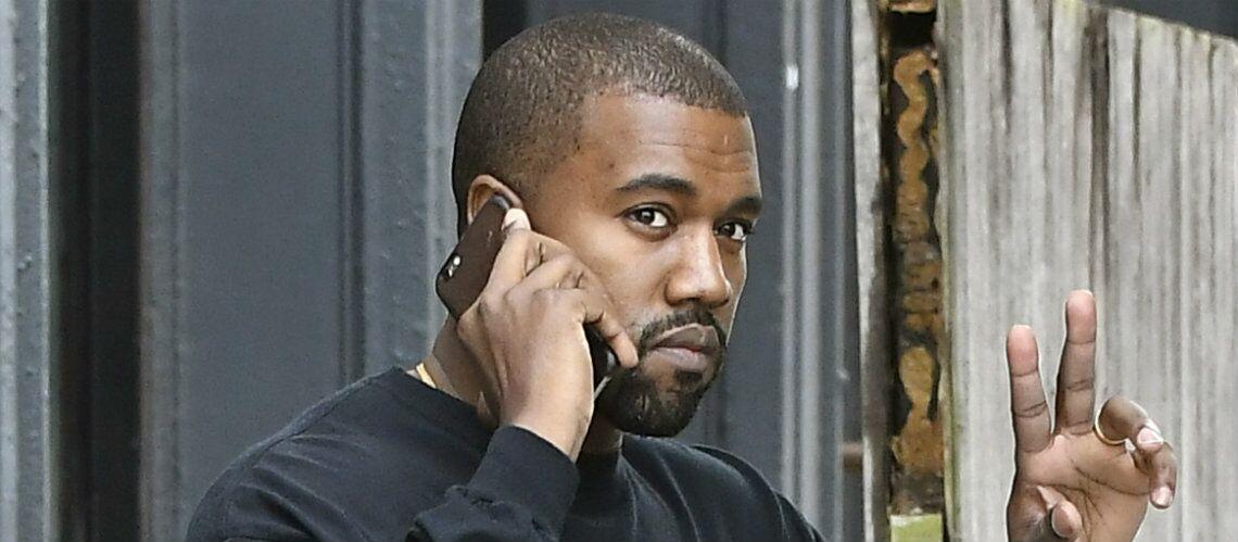 PHOTO – Kanye West arbore un nouveau look depuis sa sortie de l'hôpital