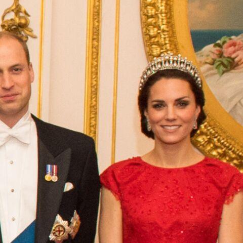 PHOTOS- Princesse Kate: une couronne héritée de Diana
