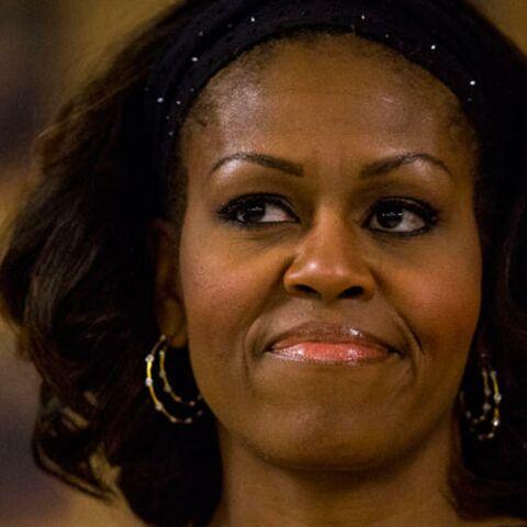 Michelle Obama, mère poule avec Justin Bieber