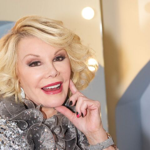 Joan Rivers, récompensée à titre posthume aux Grammy Awards