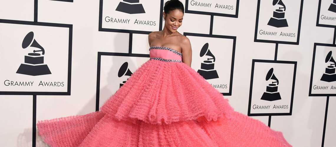 Rihanna, Madonna, Beyoncé… Le tapis rouge des Grammy Awards