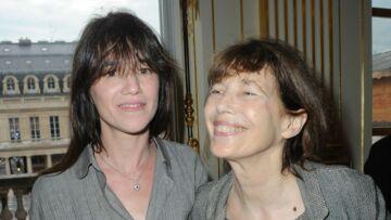 Jane Birkin et Charlotte Gainsbourg, le sourire retrouvé