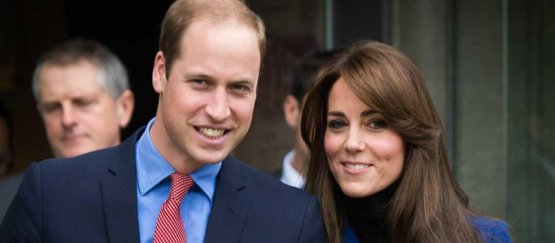 Soirée en amoureux pour Kate et William
