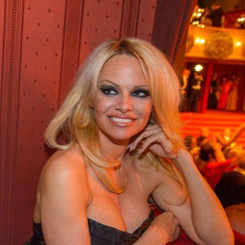 Pamela Anderson dans un court-métrage à contre-emploi