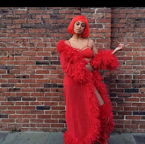Solange Knowles, diablesse glamour