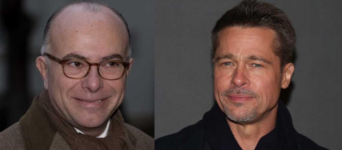 PHOTOS – Ces stars qui ont le même âge: Brad Pitt et Bernard Cazeneuve, Jude Law et Cauet…