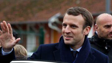 La veille des Législatives, Emmanuel Macron s'est fait un petit tennis