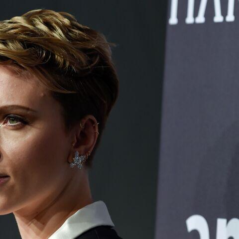 PHOTOS – Scarlett Johansson et sa coiffure courte et sexy à l'amfAR de New York