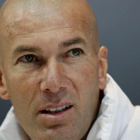 PHOTOS- Zinedine Zidane: ses quatre fils s'éclatent au concert de Bruno Mars!