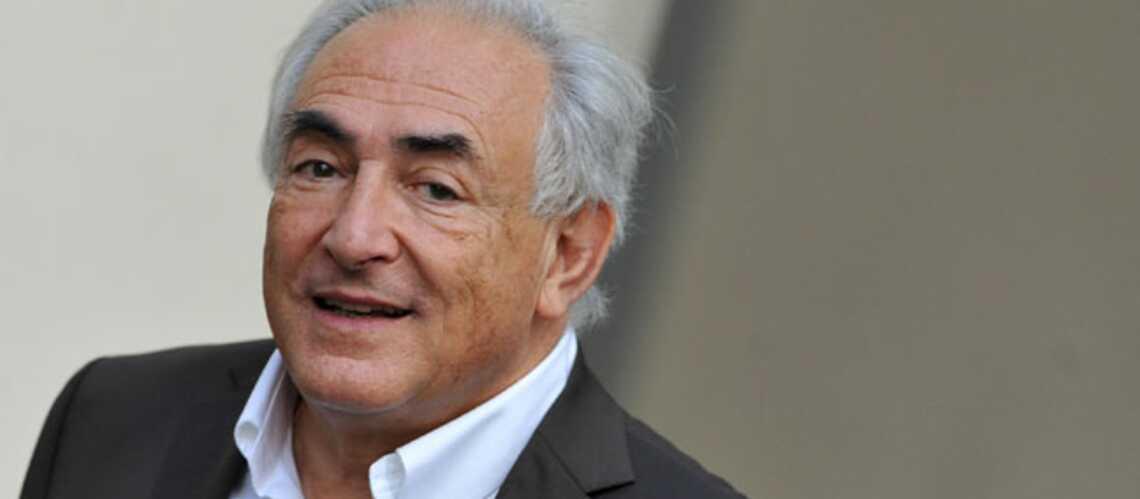 Dominique Strauss-Kahn se remet dans le bain… de foule