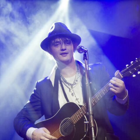 Pete Doherty, sage comme une image