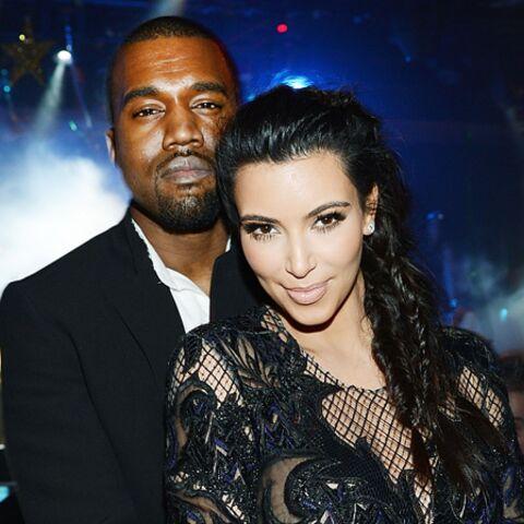 Kim Kardashian et Kanye West, un mariage à Paris?
