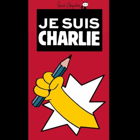 Le festival d'Angoulème crée le prix Charlie de la liberté d'expression