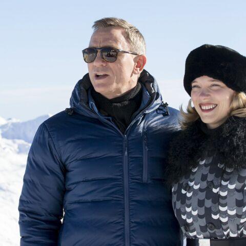Léa Seydoux et Daniel Craig étendent leur Spectre