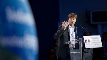 Nicolas Hulot: «J'ai besoin de répit»