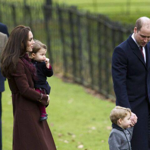 PHOTOS – Kate Middleton et tout son clan réunis autour d'Elizabeth II