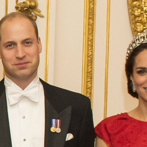 PHOTO – Kate et William dévoilent enfin leur adorable carte de vœux