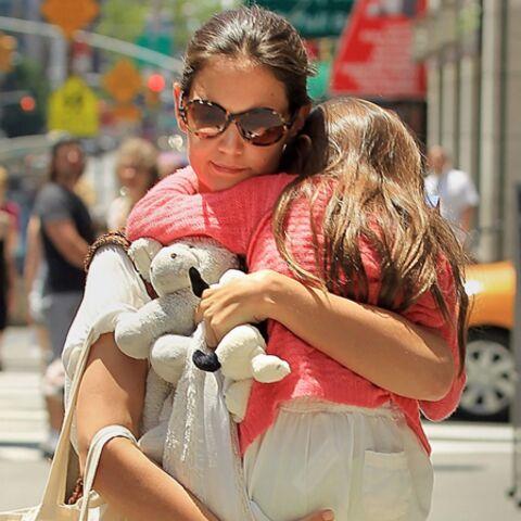 Katie Holmes, mère célibataire de la ville à l'écran