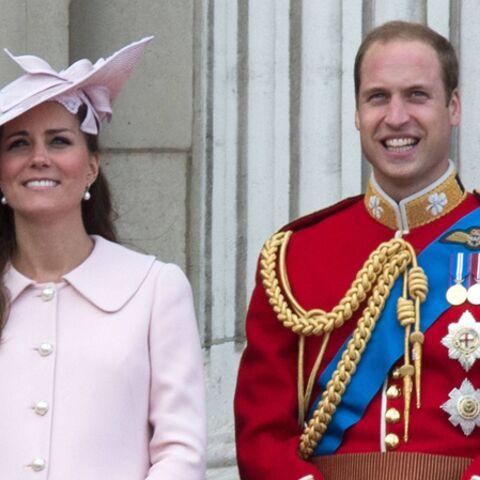 Kate et William déposent leurs armes
