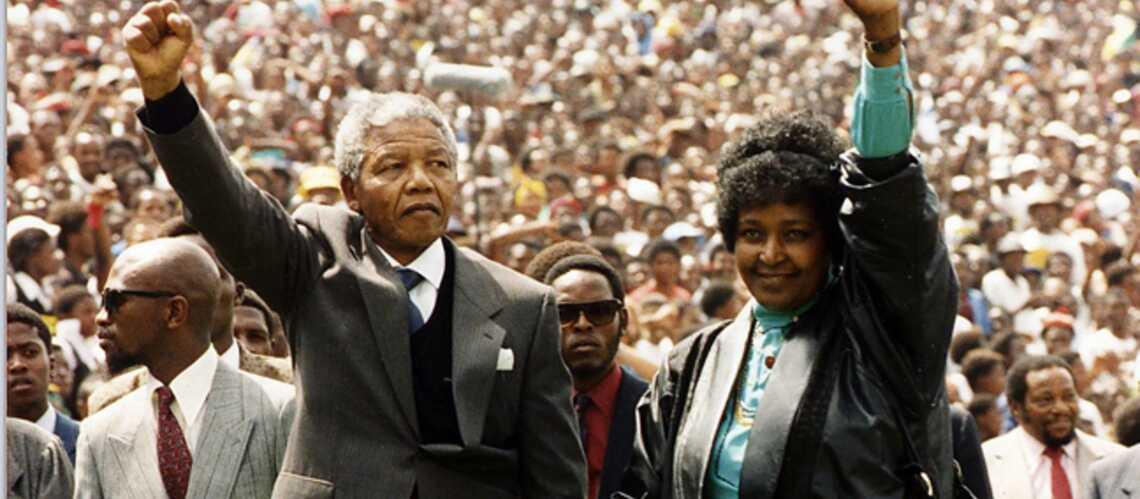 Nelson Mandela, l'homme qui aimait les femmes