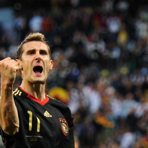 Miroslav Klose, le monde à ses pieds