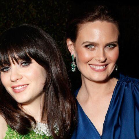 Emily et Zooey Deschanel, sœurs chéries de la télévision