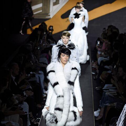 Haute couture – Fendi défie la PETA