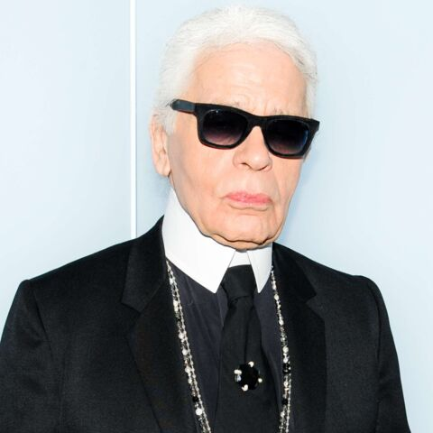Karl Lagerfeld évoque son ex-compagnon