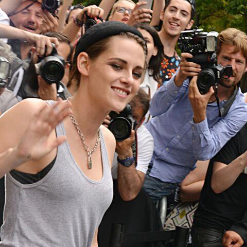 Kristen Stewart arrive sur Instagram