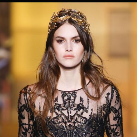 b40ab03421c Haute couture – Les têtes couronnées d Elie Saab - Gala