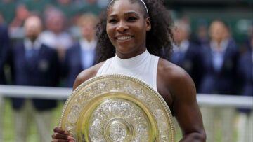 Wimbledon: Serena Williams rejoint Steffi Graf dans l'histoire du tennis