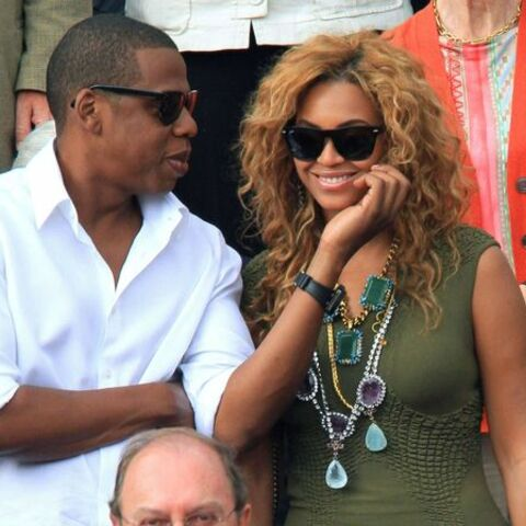 Photos – Roland-Garros: Beyoncé, Jay-Z, Bradley Cooper…