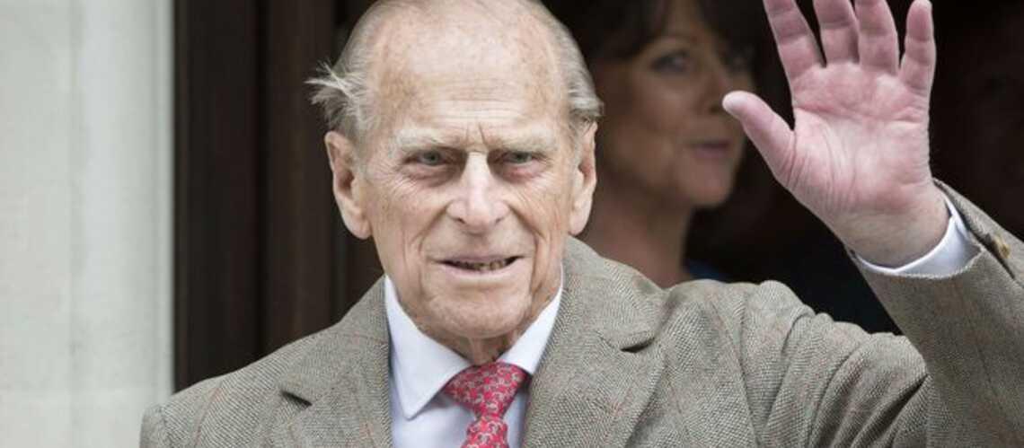 Le prince Philip a quitté l'hôpital