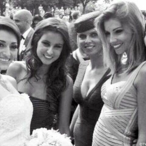 Photos: Rachel Legrain-Trapani, un mariage de Miss