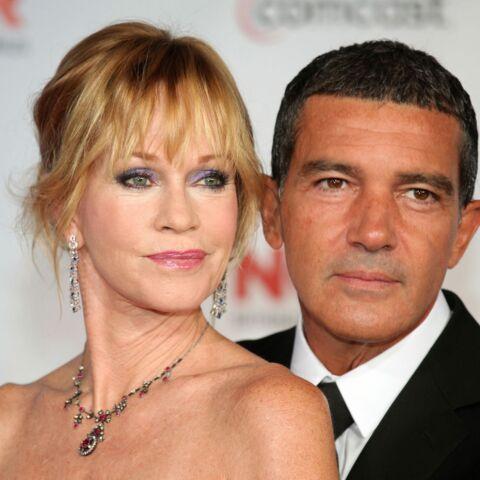 Antonio Banderas et Melanie Griffith: les retrouvailles