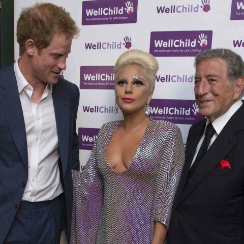 Une Lady Gaga vaut bien un prince Harry