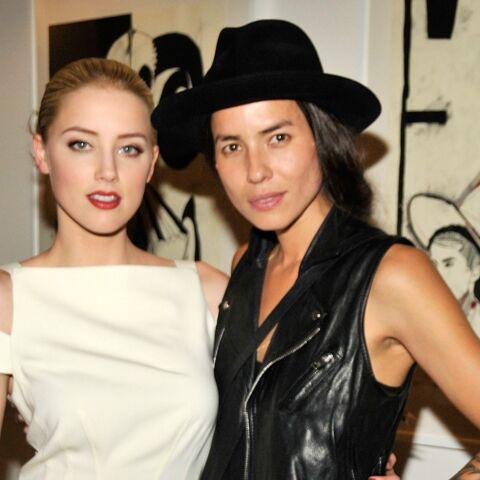 Amber Heard: son ex-petite amie prend sa défense