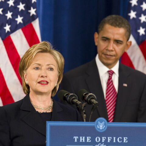 Barack Obama soutient (enfin) Hillary Clinton