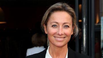 Anne-Sophie Lapix remplace David Pujadas au JT: la journaliste joue l'apaisement