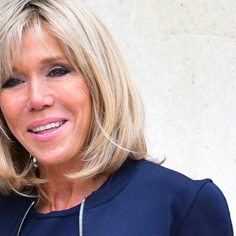 """Brigitte Macron: priée d'assister à la Fashion Week par Inès de la Fressange: """"Venez!"""""""