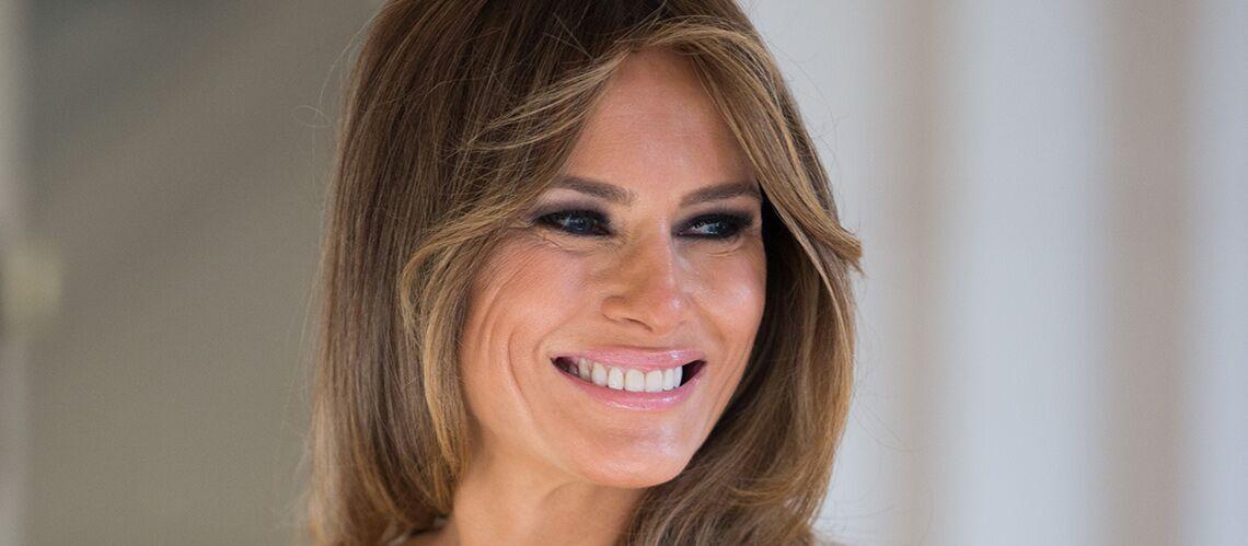 Melania Trump prépare une surprise pour l'anniversaire de son mari… mais n'échappe pas à la gaffe