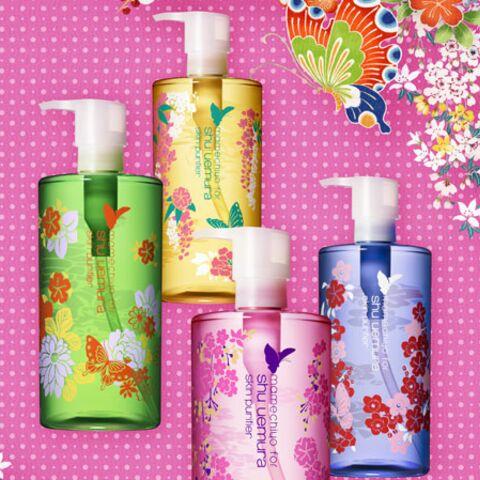 Les kimonos cosmeto-chics de Shu Uemura